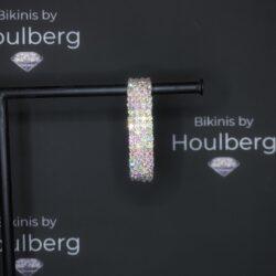 Crystal AB Bracelet 4-row