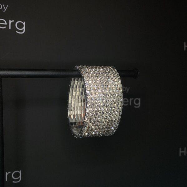 Crystal Bracelet 10-row