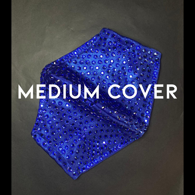 medium cover mask