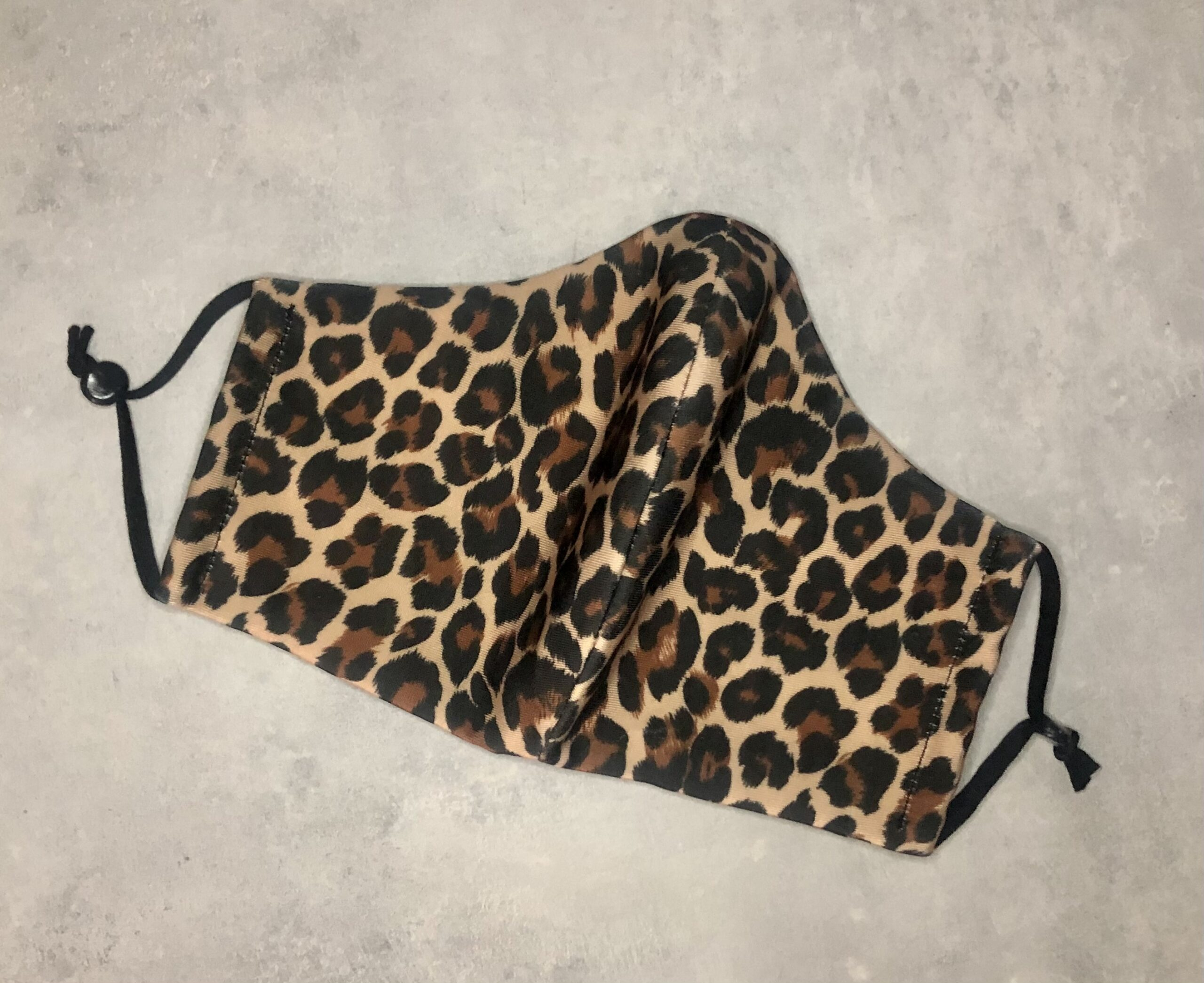 leopard facemask