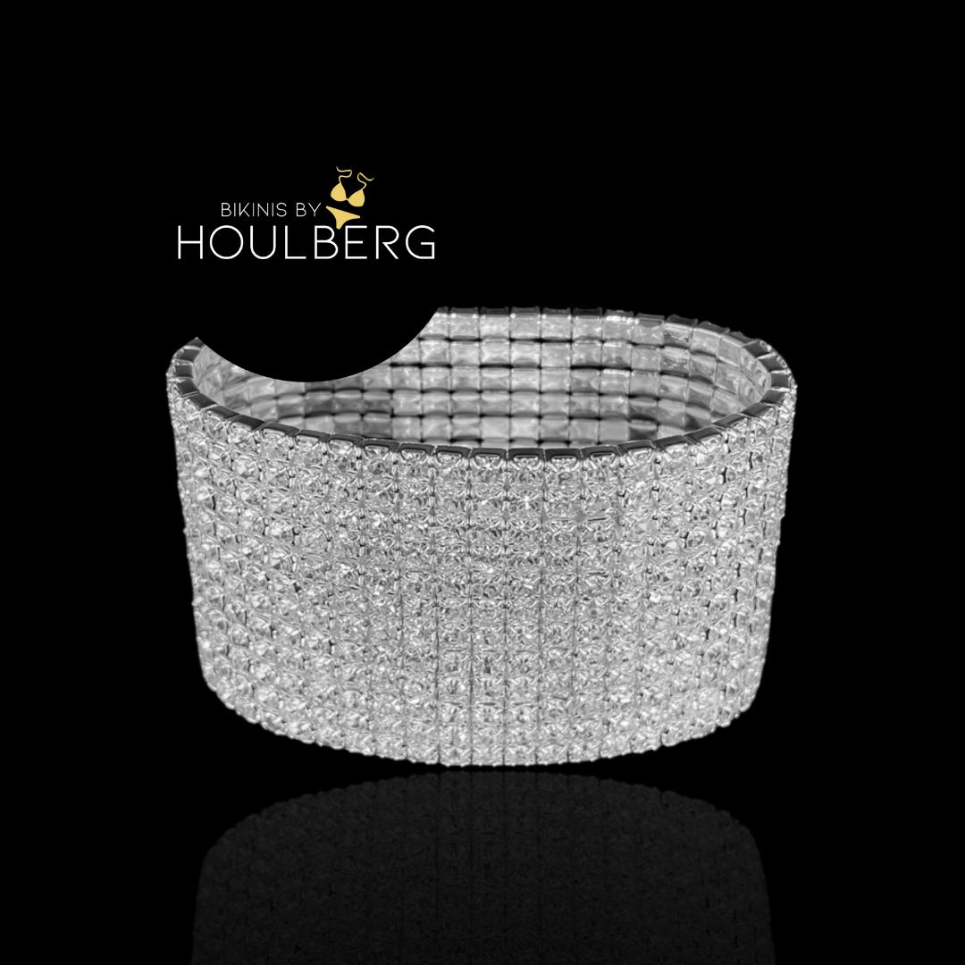 crystal bracelet 12-row