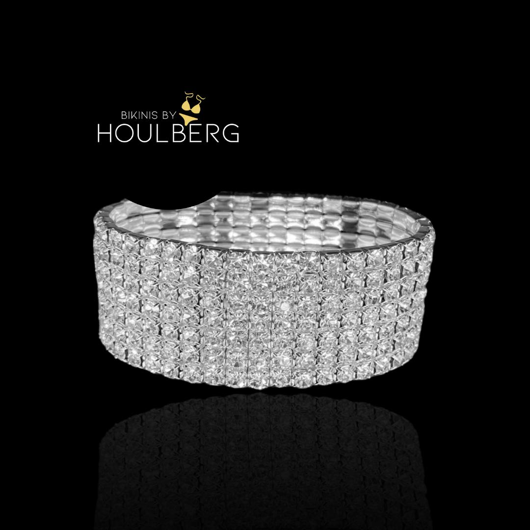crystal bracelet 7row