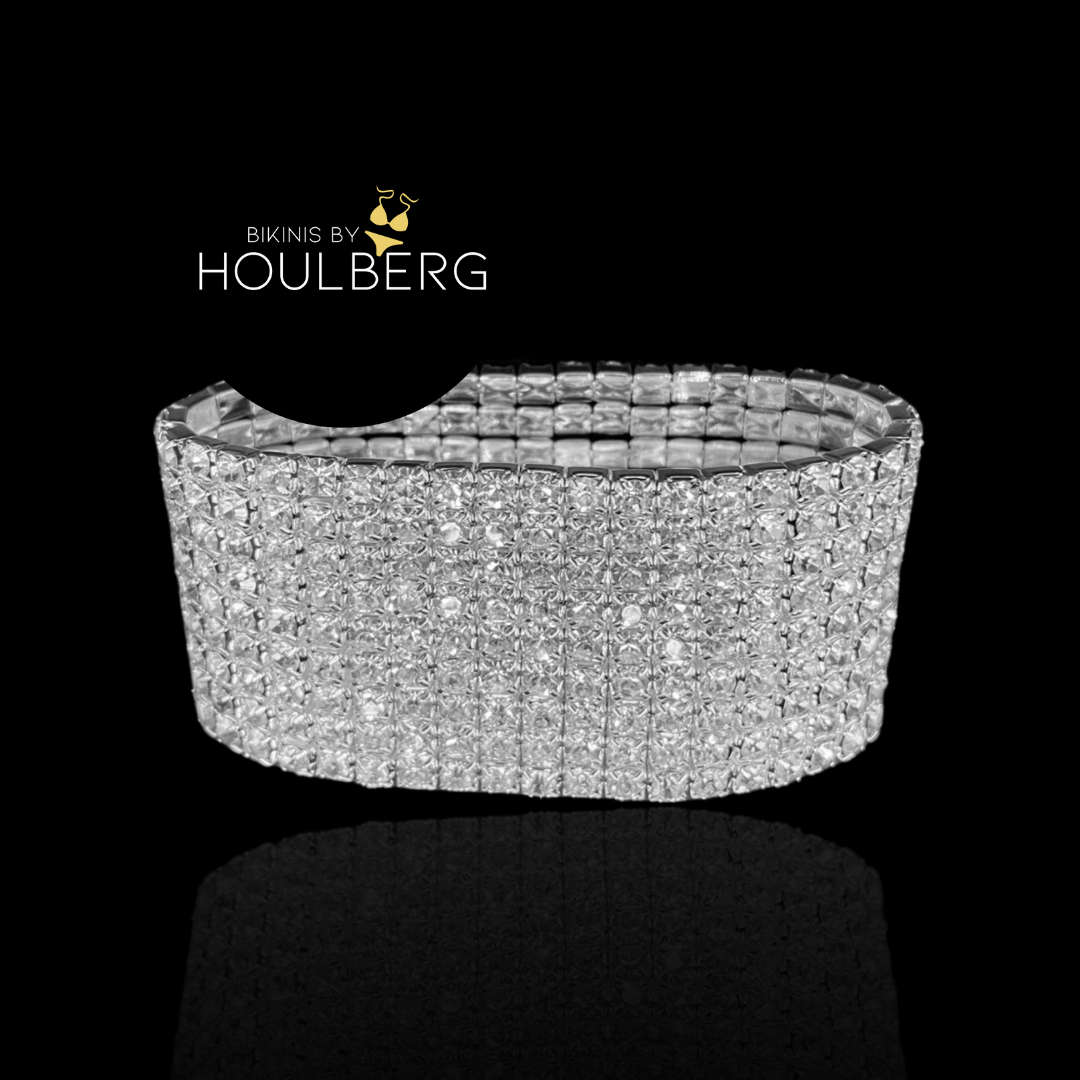 crystal bracelet 9-row