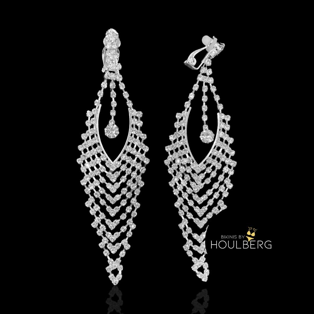 earrings Anna clips