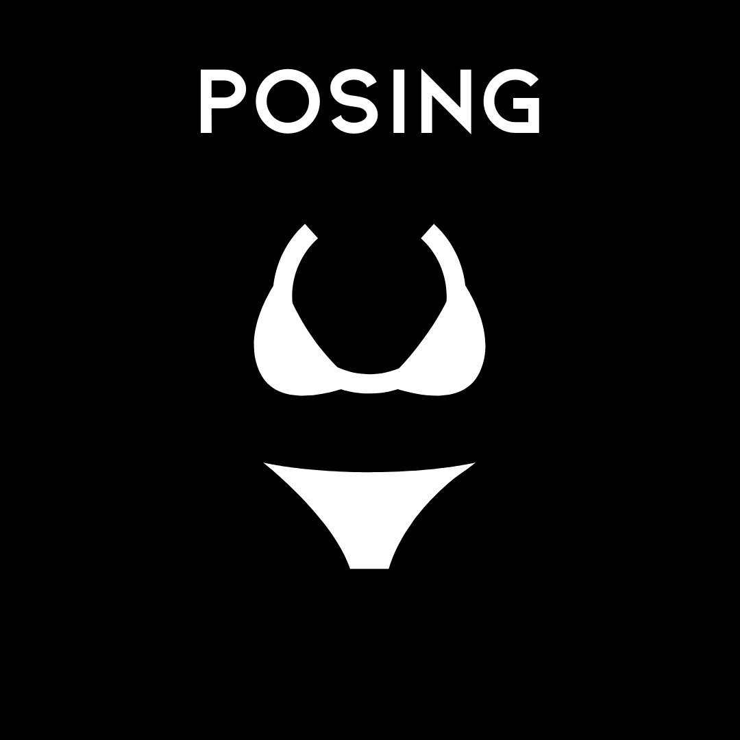 Poseringsbikini